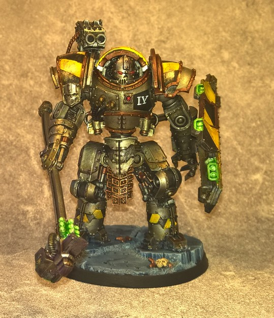 Armée Iron Warriors - Possédés !!! 163468Cercledefer13