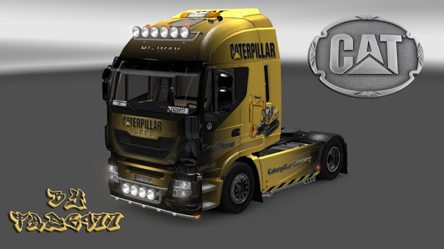 Amazing Euro Truck Shop Simulation - Portail 163834iveco18