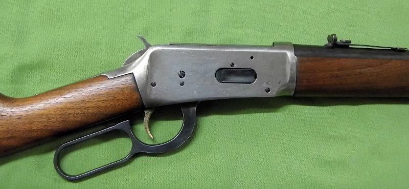 La Winchester 1894 de Bouffaleau Grill 164891Winchester18944986577Ncd