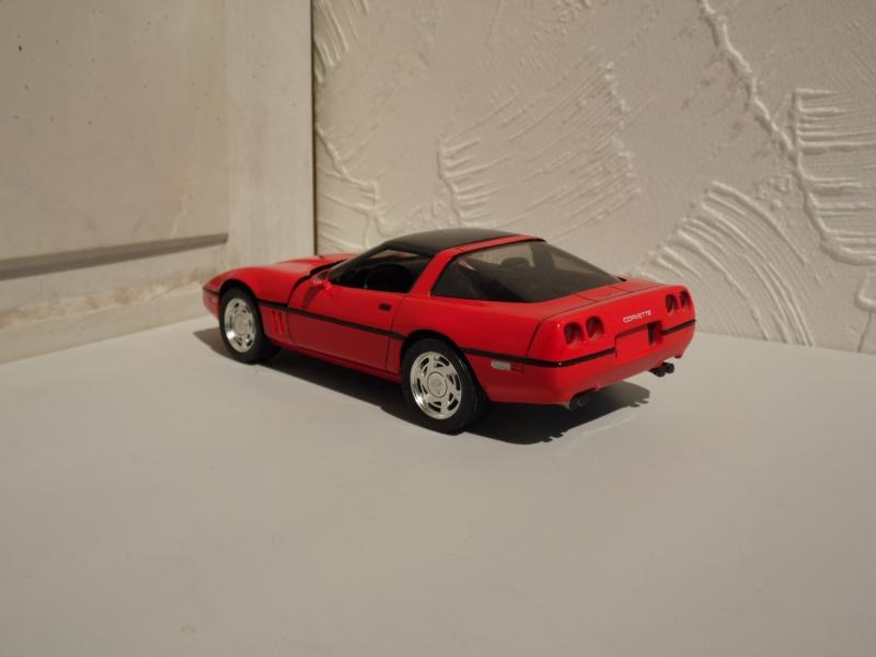 Chevrolet Corvette's C4. 165251SAM4991