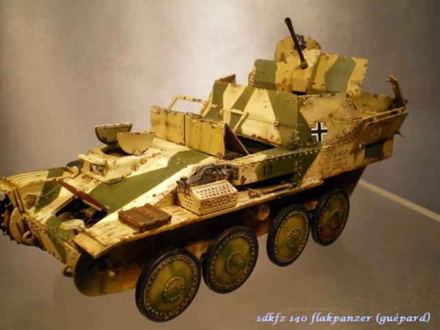 sd.kfz 140 flakpanzer (gépard) maquette Tristar 1/35 - Page 2 165487IMGP3213