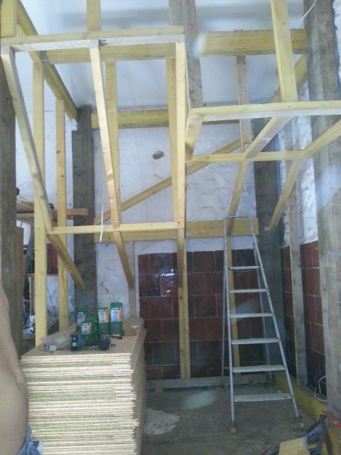 La construction de mon bloc dans le garage 16606720140913162209