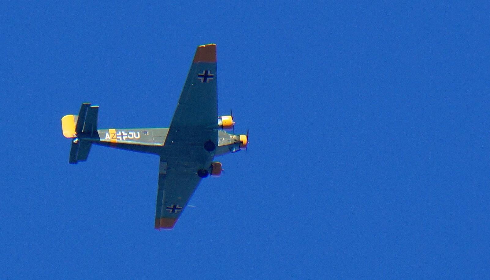 [Aéronavale divers] C'est quoi cet avion ? 166571avionallemand2