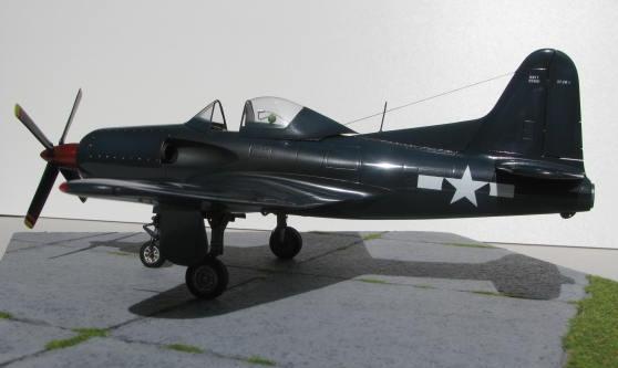 Montage terminé: Ryan XF2R-1 Czech Model 1/48 167953IMG1407