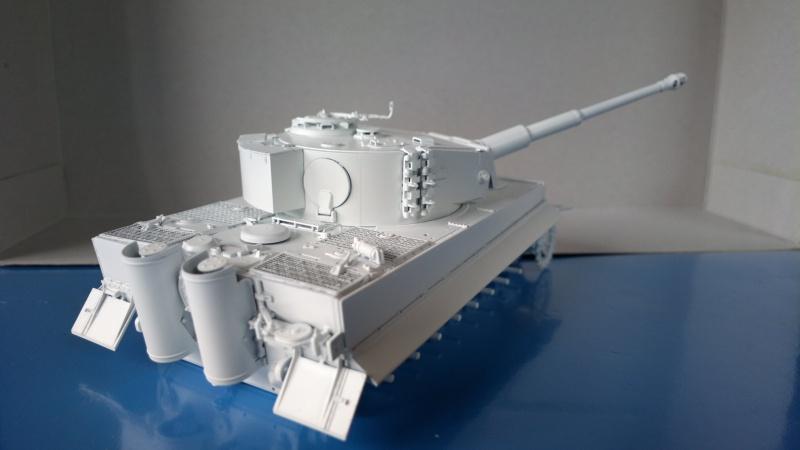 Pz.Kpfw.VI Ausf.E TIGER I ; DRAGON 1/35. 168882201408232469