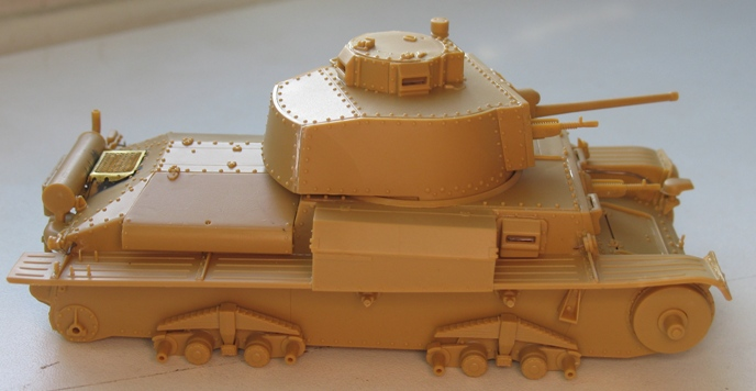 panzer Kpfw 38 t ausf F Tristar 1/35 169378modles109002