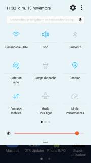 [ROM Custom] - [OFFICIELLE] - Android 7.0 - KING Nougat - V10.1 - DQBC - S7 [G930F/FD] - 14/04/2017 169486Screenshot20161113110214