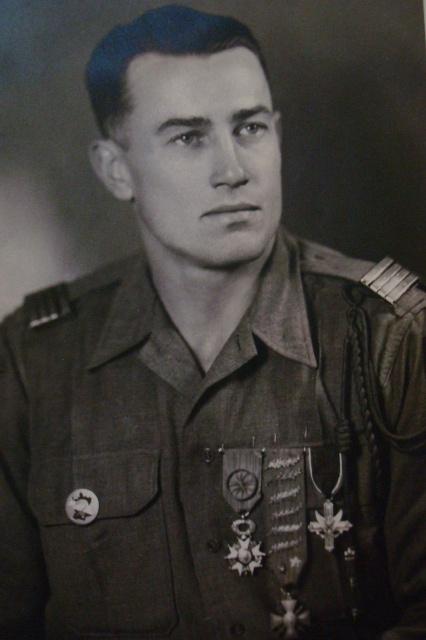 LES DÉCORATIONS AU CHOC 1943-1945. 169499CdtLefortt45