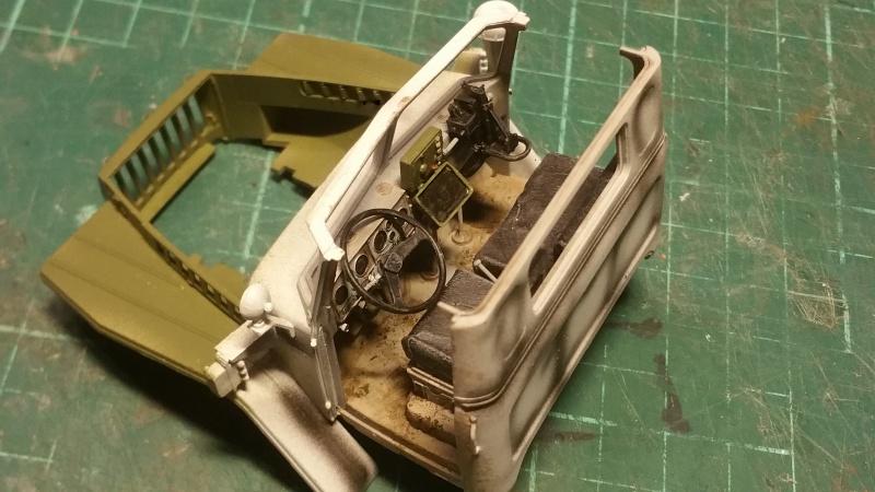 BM-21 GRAD 1/35 TRUMPETER 17107220161105224623