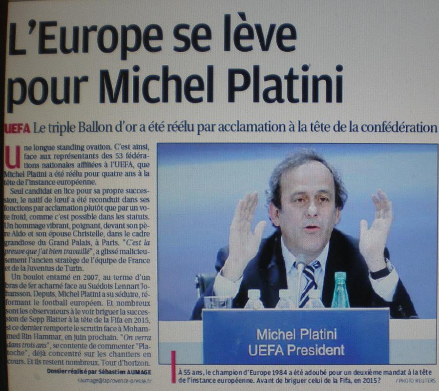 UEFA.COM OU PEUCHERE LA CORRUPTION VA DISPARAITRE DANS LE FOOT  173300IMGP5099