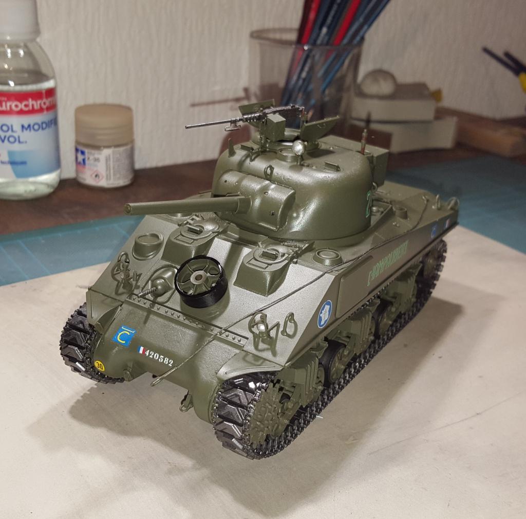 Sherman 1/35ème  Asuka models 17605020170312232744