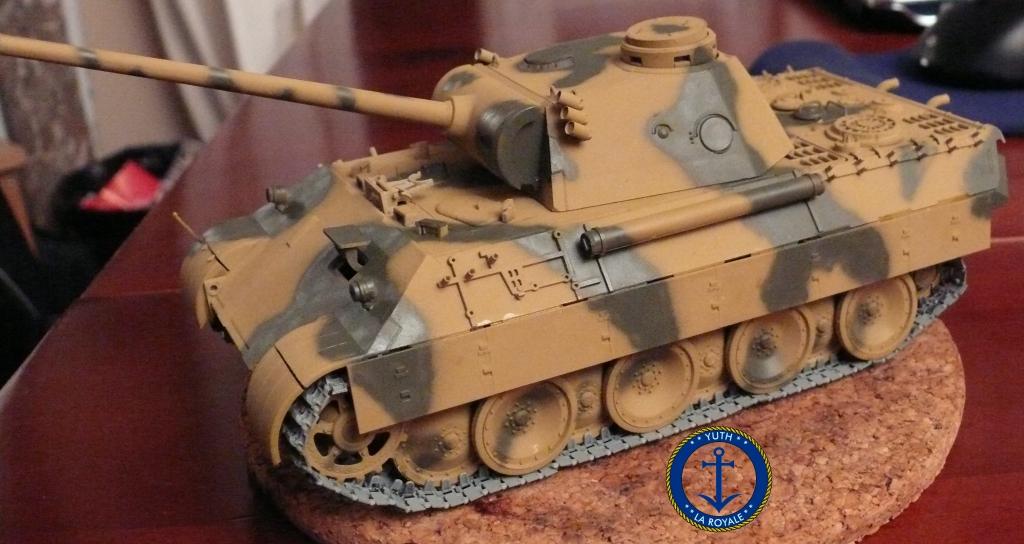 Panzerkampfwagen Panzer V Panther Ausf D. - Page 4 176446panther15