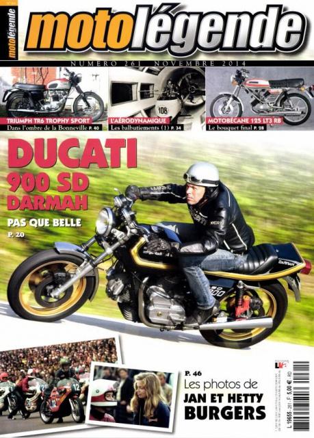Moto légende:Ducati 900 Darmah 176502motolegen
