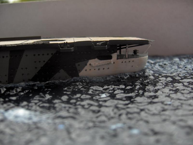 DKM Graf Zeppelin 1/720 [Revell] 176720HPIM1827