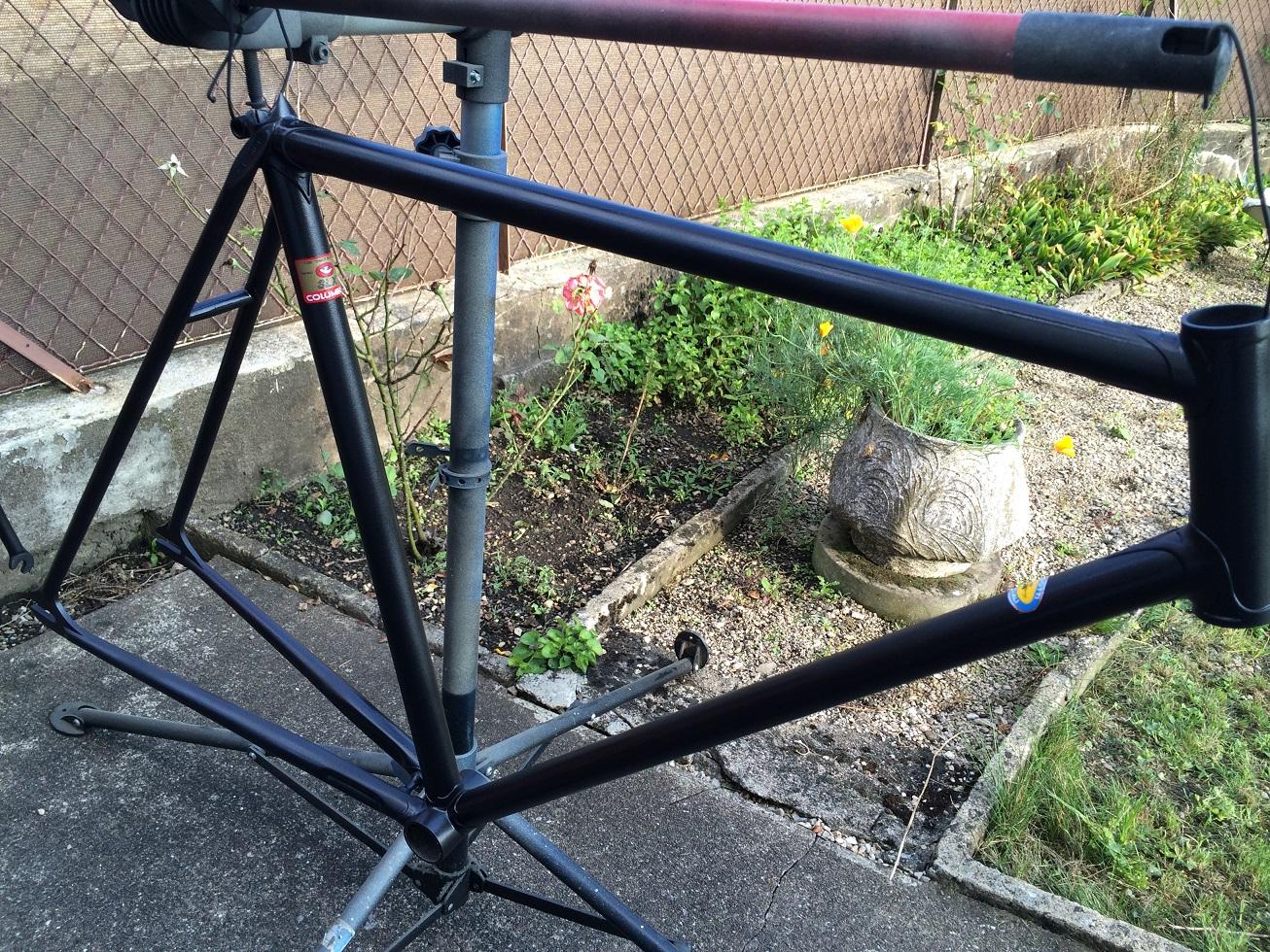 Vélo de piste Jean Marie Brun Tubes Columbus 177227IMG2441