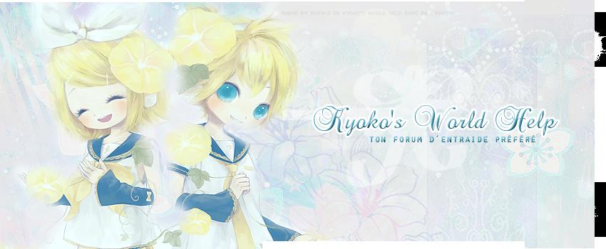 Kyoko's World Help