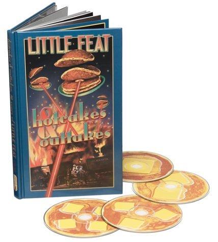 Little Feat 180501874450albumhotcakesouttakes30yearsoflittlefeat
