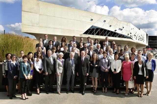 8ème Réunion RSE : le Groupe Volkswagen renforce sa gestion en matière de développement durable  180690hddb2016al01893large