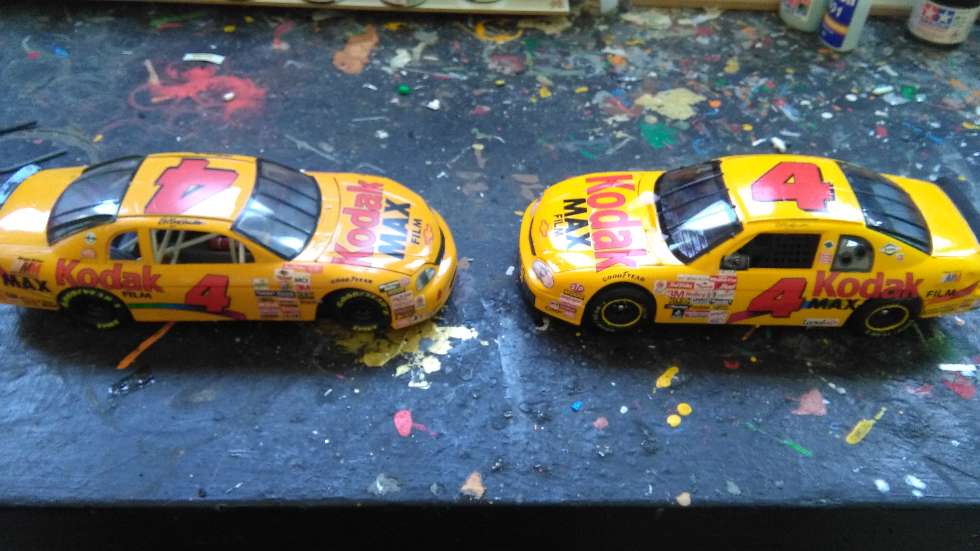 Chevy Monte-Carlo 1998 #4 Bobby Hamilton Kodak  180926IMG20170311143019