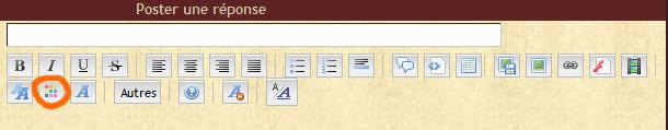 Les premiers pas dans le QG ( modifier votre profil + mise en page de vos messages ) 181815Stylemiseenpagecouleurs