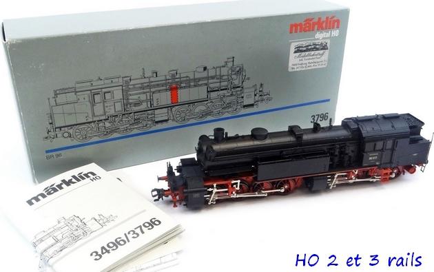 Les locomotives à vapeur articulées 182448Mrklin3796MALLETBR960171R