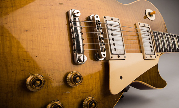 Gibson Guitars: Beauty Of The Burst
