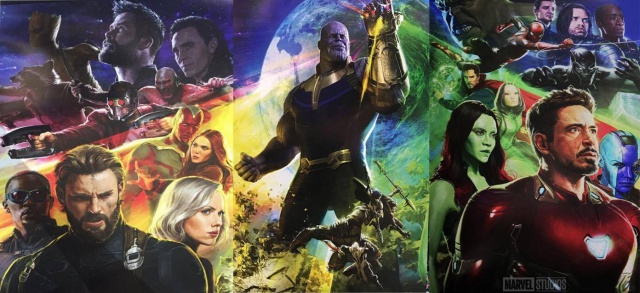 Avengers : Infinity War - 2018 - Page 5 182889AfficheInfinityWar