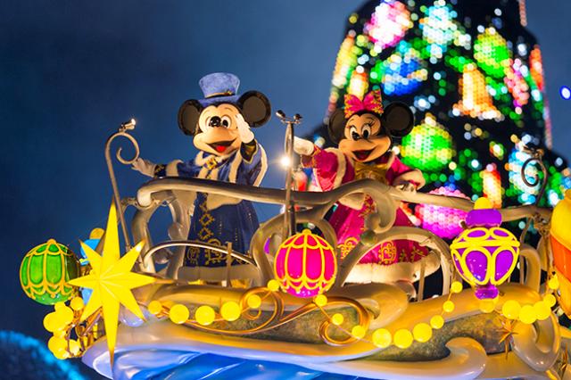 [Tokyo Disney Resort] Programme complet du divertissement à Tokyo Disneyland et Tokyo DisneySea du 15 avril 2018 au 25 mars 2019. 185209xm9
