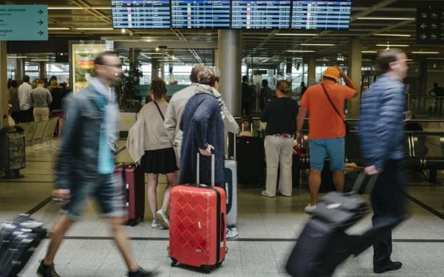 Ce qui vous attend désormais à l'aéroport si vous prenez l'avion pour les Etats-Unis 186846701