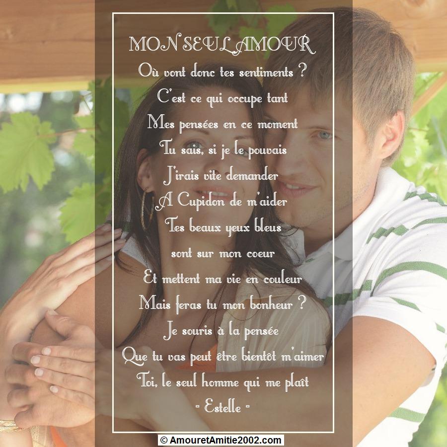 poeme du jour de colette 187155poeme173monseulamour