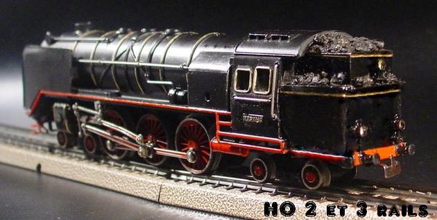 Survol de la production  188890SchnabelMarklinBR62TK800HR8003R