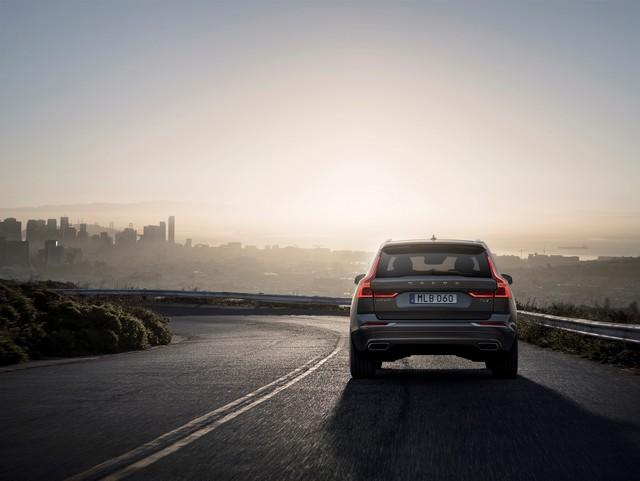 Les ventes mondiales de Volvo Cars en hausse de 7,9 % sur les sept premiers mois de l'année 189386208061ThenewVolvoXC60