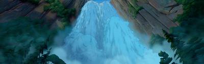 La Cascade Azurée (Payante)