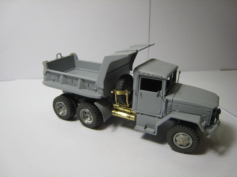 REO M59 Dump Truck scratch sur base Solido au 1/50 192086IMG8582