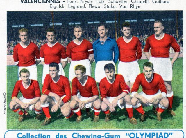 PHOTOS DE JOUEURS DE LEGENDE DU VAFC 192253USVA