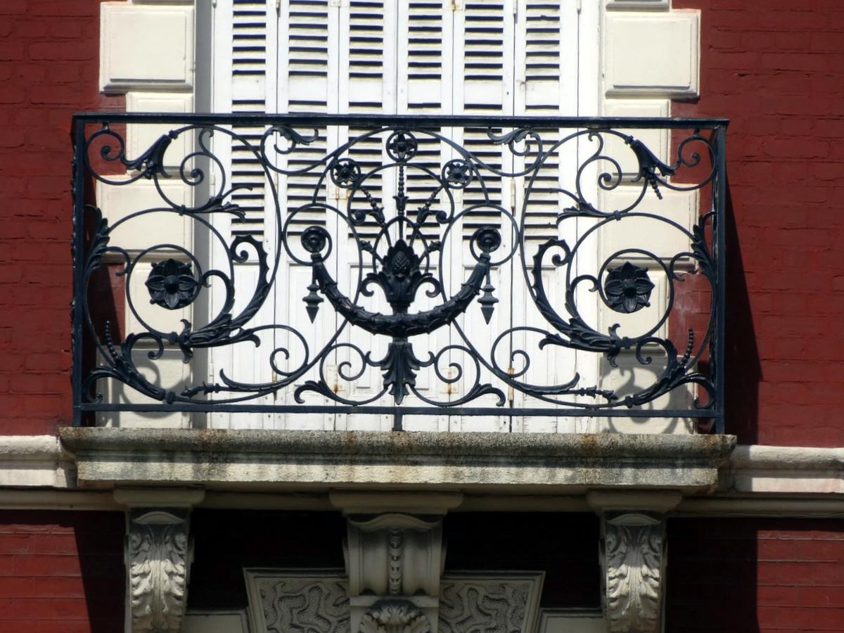Balcons en fer forgé 192622024Copier