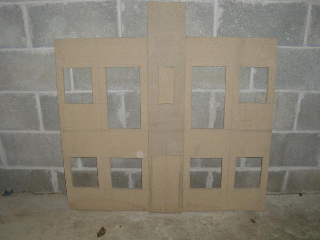 Attention chantier!! construction de la maison de nes 193028house