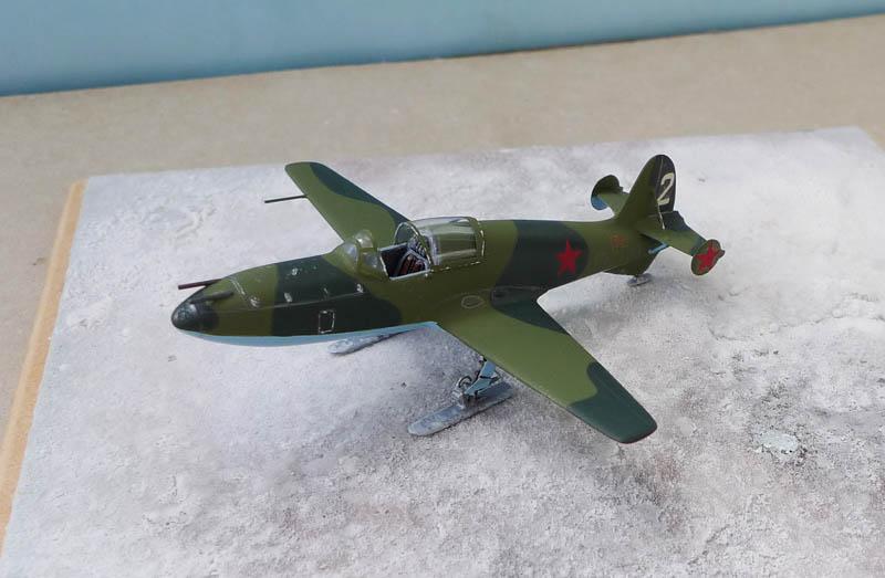 [Eastern Express] Bérezniak Izaev BI 2 - Premier Jet soviétique. 193300BI01