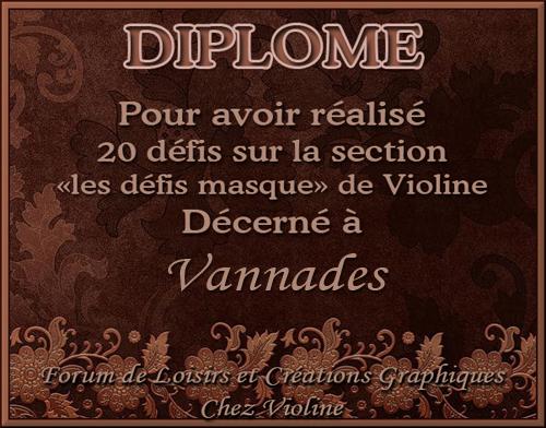 Mes Diplômes et Récompenses - Page 3 194633954060Vannades