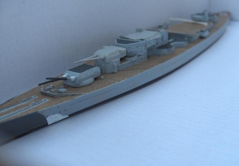 Bismarck 1/700 [Trumpeter] 195143HPIM1935