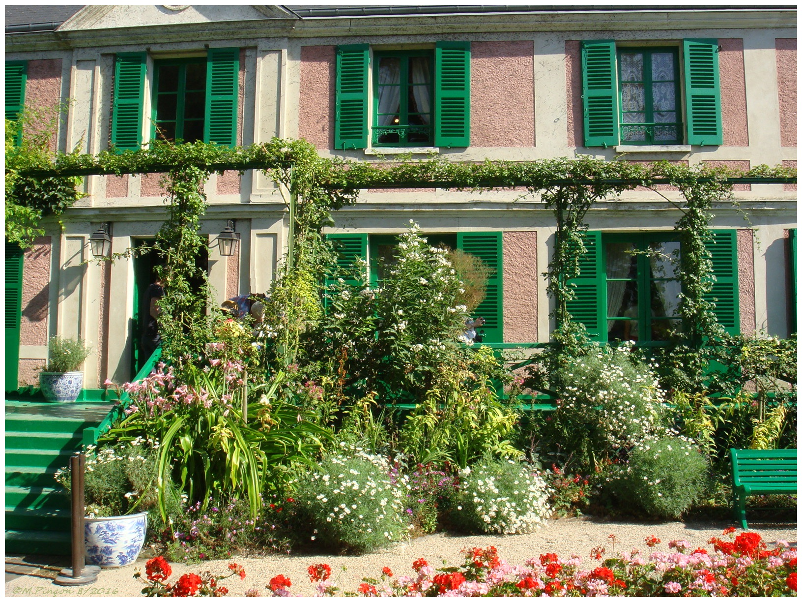 """GIVERNY"" chez Claude MONET 195585DSC010848"
