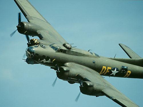 B-17 Flying Fortress(U.S) 196378b17