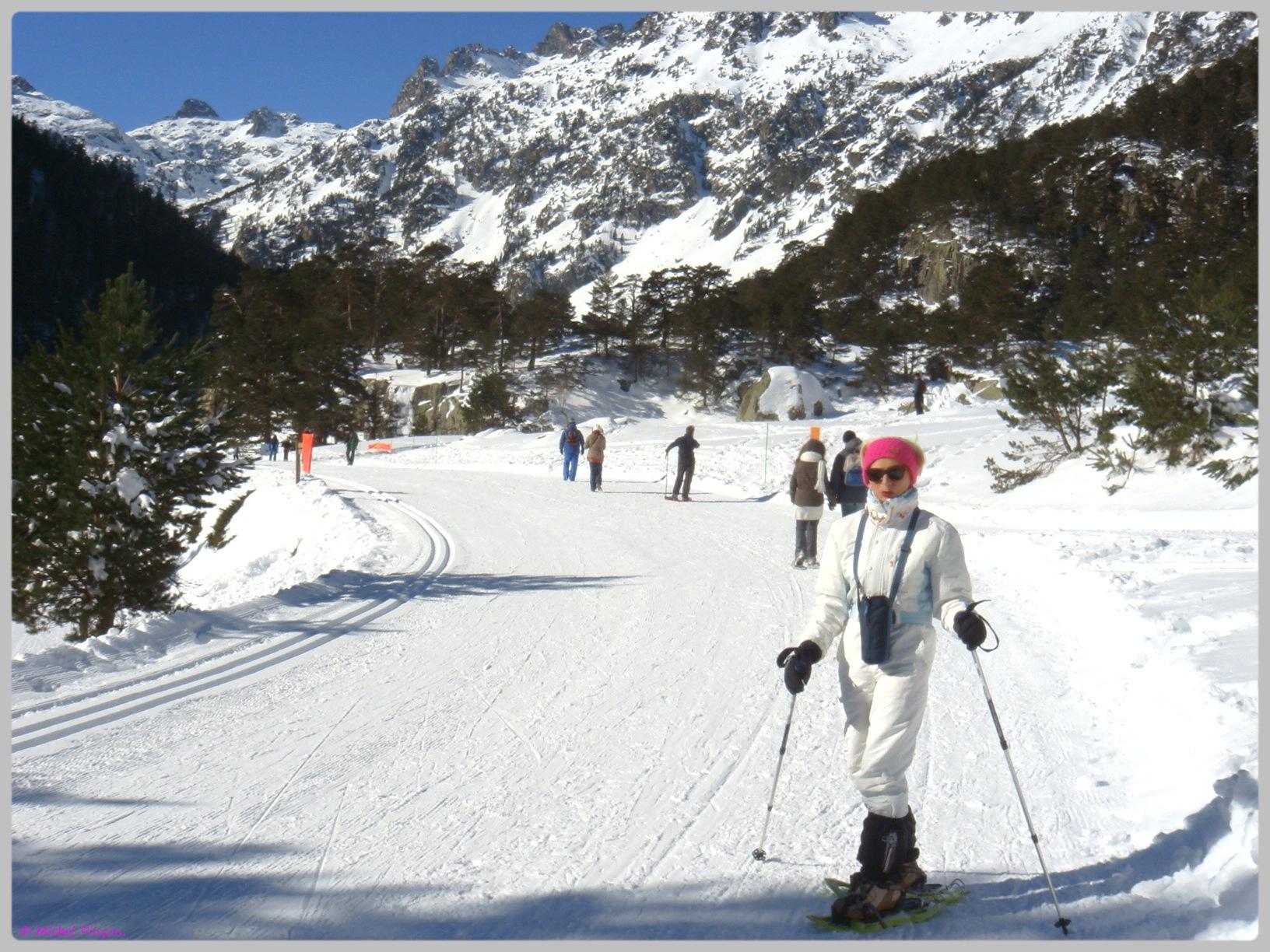 Une semaine à la Neige dans les Htes Pyrénées - Page 2 199257DSC011938
