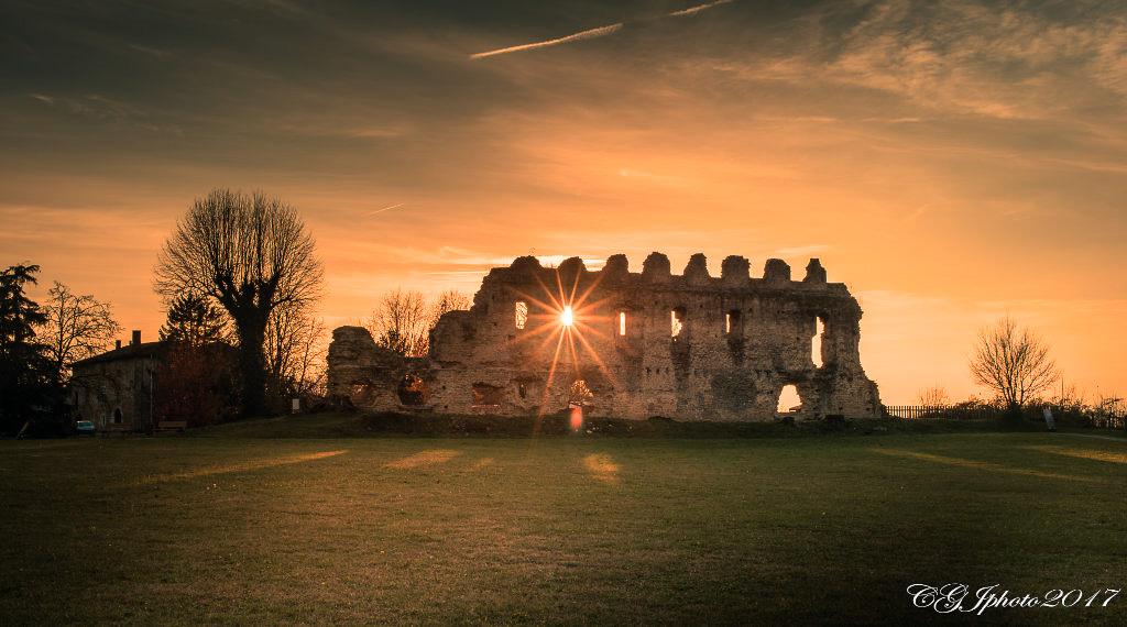 Ruines du Château de Beauvoir en Royans Isère 199460DSC5830Modifier