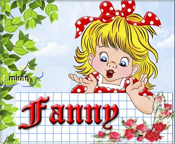 Nombres con F - Página 4 1997640Fanny