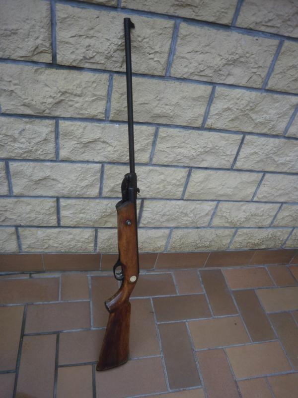 quelle a été votre premier fusil de chasse 200702001