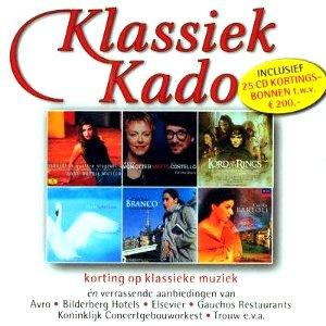 Compilations incluant des chansons de Libera 201081KlassiekKado300