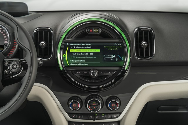 Agile, polyvalent, électrisant : le MINI Cooper S E Countryman ALL4 201417P90240760highResminicoopersecoun