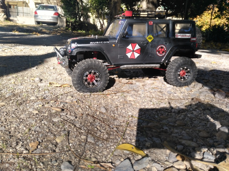 axial Scx10 - Jeep Umbrella Corp Fin du projet Jeep - Page 7 202130IMG20161114134434