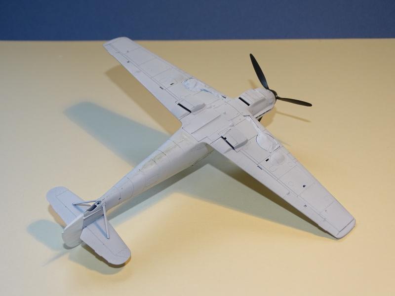Bf 109 E3 WNr 1304 du JG 76 capturé le 22/11/1939 202379DSC03103